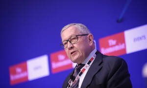 The government has made a good start, Regling says