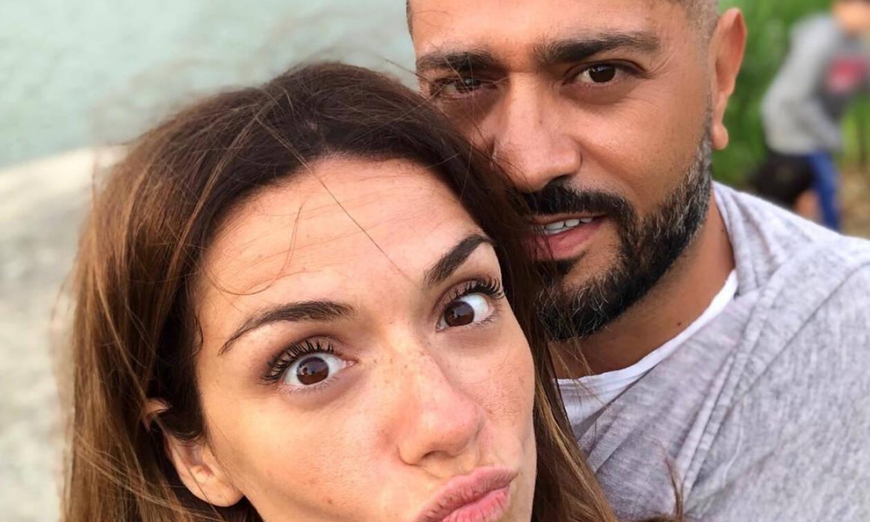 Η Βάσω Λασκαράκη ποζάρει με τον Λευτέρη Σουλτάτο στις πιο ωραίες φωτό στο Instagram