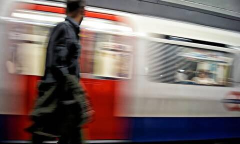 Λονδίνο: Κακός χαμός σε συρμό του μετρό - Έπεσαν δακρυγόνα