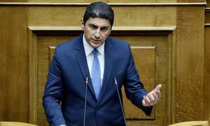 Προγραμματικές Δηλώσεις - Αυγενάκης: Διαφάνεια κι εξάλειψη των φαινομένων βίας