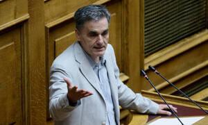 Προγραμματικές δηλώσεις - Τσακαλώτος: «Αντουανετικοί» οι λόγοι των βουλευτών της ΝΔ