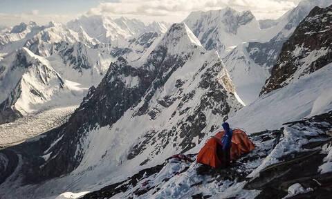 Ώρες αγωνίας για Έλληνα ορειβάτη στο Πακιστάν