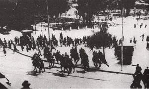 Σαν σήμερα το 1943 η αιματηρή διαδήλωση στην κατεχόμενη Αθήνα