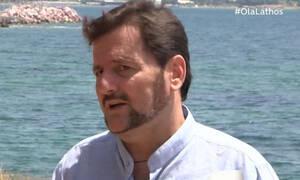 Λευτέρης Βαζαίος: Άγριο χώσιμο στον Ματθαίο Γιαννούλη: «Είναι μυθομανής»
