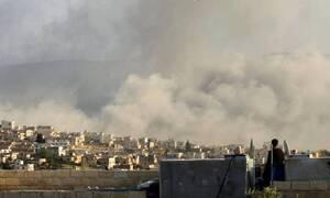 Συρία: Εκτροχιασμός τρένου μετά από έκρηξη