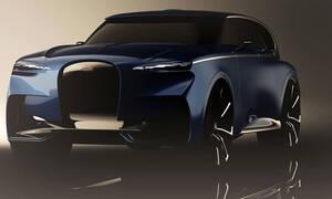 To SUV της Bugatti θα μπορούσε να είναι κάπως έτσι