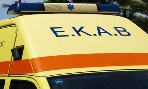Σέρρες: Νεκρός σε τροχαίο 50χρονος μοτοσικλετιστής