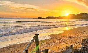 Κεφαλονιά: Η άγνωστη παραλία με την πορτοκαλί άμμο (pics)