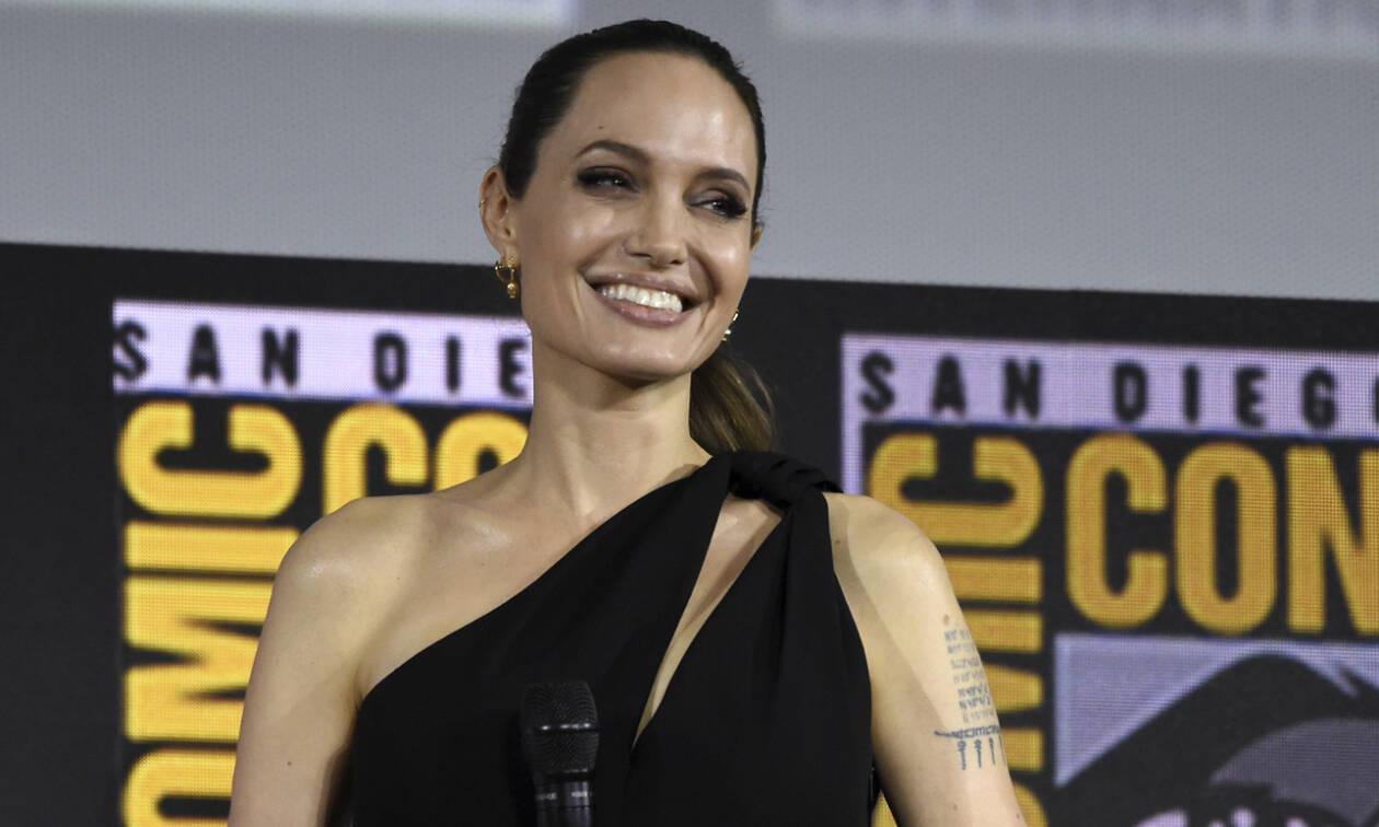 Την επιλογή αυτή της Angelina Jolie δεν την περίμενε κανείς