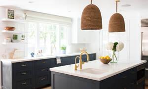 Έξυπνες ιδέες ανανέωσης της κουζίνας με απλές και οικονομικές λύσεις (vid)