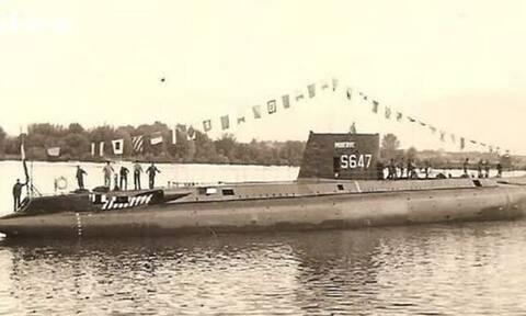 Βρέθηκε υποβρύχιο – «φάντασμα» που είχε εξαφανιστεί πριν από 50 χρόνια (vid)