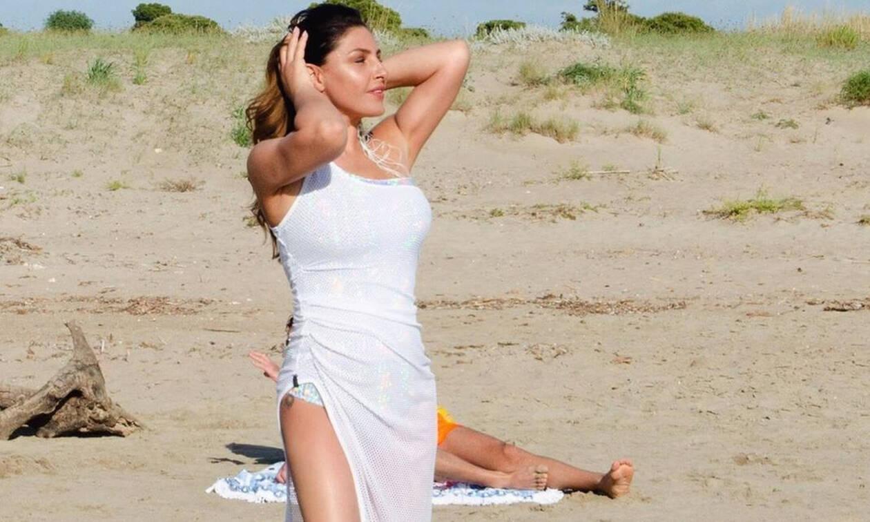 Έλενα Παπαρίζου: Δείτε την πρώτη αρετουσάτριστη φωτό της με… μαγιό για φέτος το καλοκαίρι!