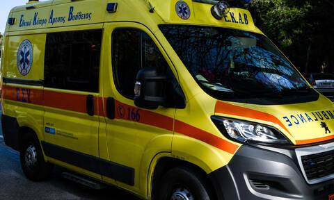 Αλεξανδρούπολη: Όχημα κατέληξε σε αρδευτικό κανάλι - Τέσσερις επιβάτες στο νοσοκομείο