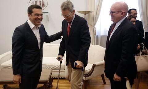 Τσίπρας: Η Τουρκία επίκεντρο στη συνάντηση με τον υφυπουργό Εξωτερικών των ΗΠΑ