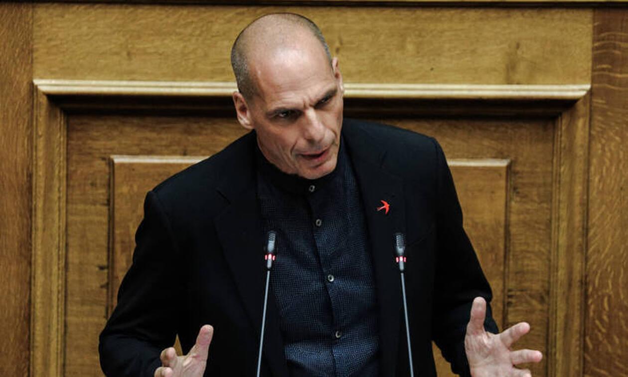 Προγραμματικές δηλώσεις - Βαρουφάκης: Δεν θα υπερψηφίσουμε τις προγραμματικές δηλώσεις