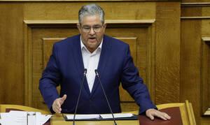 Κουτσούμπας: Η ΝΔ χτίζει πάνω στις πολιτικές του ΣΥΡΙΖΑ