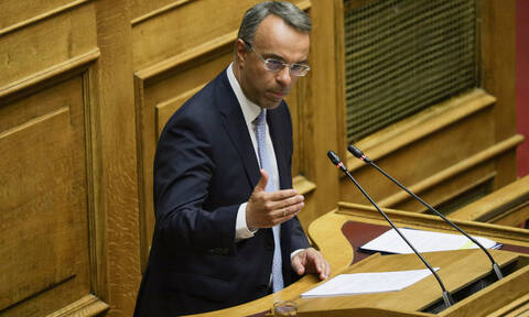 Προγραμματικές δηλώσεις - Σταϊκούρας: Μεγάλες αλλαγές στη φορολογία σε δύο στάδια