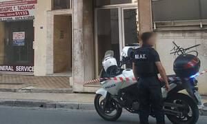 Τρόμος για περαστικούς στη Λαμία - Δείτε τι συνέβη (pics)