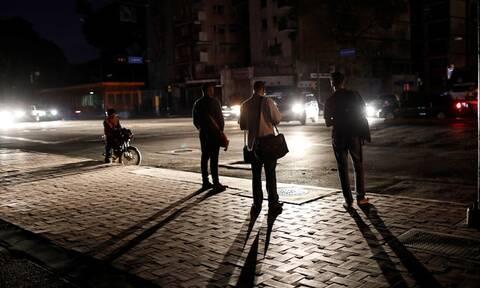 Νέο μπλακ άουτ στη Βενεζουέλα: Για «ηλεκτρομαγνητική επίθεση» κάνει λόγο η κυβέρνηση Μαδούρο