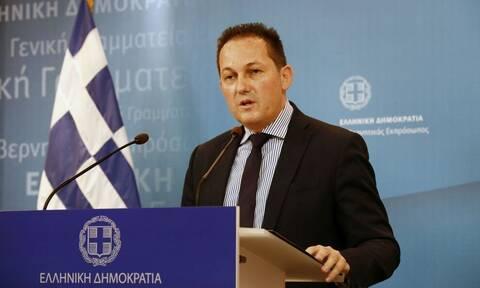 LIVE: Η ενημέρωση από τον κυβερνητικό εκπρόσωπο, Στέλιο Πέτσα