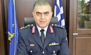 Κρίσεις στην ΕΛΑΣ: Νέος Υπαρχηγός ο Ανδρέας Δασκαλάκης