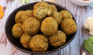 Η συνταγή της ημέρας: Κεφτεδάκια λαχανικών