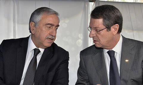 Президент Кипра Н. Анастасиадис и лидер турок-киприотов М. Акынджи проведут неформальную встречу