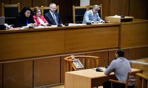 Δίκη Χρυσής Αυγής: Καραγκιοζιλίκια χαρακτήρισε κατηγορούμενος τις δράσεις της