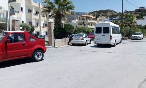 French tourist found stabbed to death in rented room at Crete resort