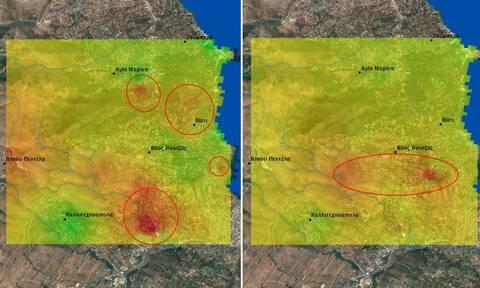 Έρευνα – «βόμβα» του ΑΠΘ για τη φονική πυρκαγιά στο Μάτι (pics)