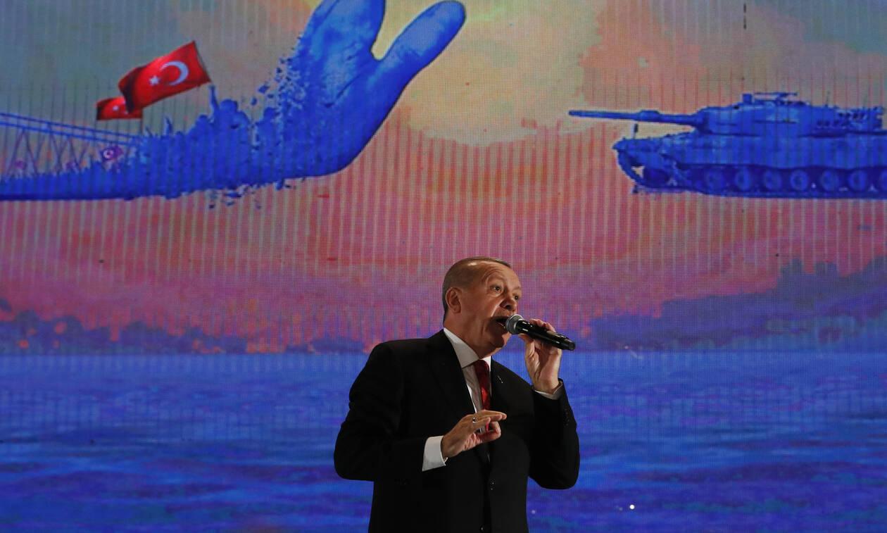 Ο Ερντογάν ζει και... tweetάρει - Το μήνυμα στον Μπόρις Τζόνσον