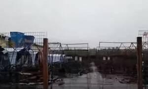 Ασύλληπτη τραγωδία στη Ρωσία: Νεκρά τέσσερα παιδιά από φωτιά σε κατασκήνωση (vid)