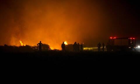 Φωτιά ΤΩΡΑ στη Νέα Ζωή Ασπροπύργου