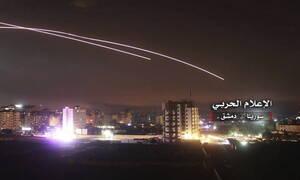Το Ισραήλ βομβάρδισε βάσεις στη Συρία