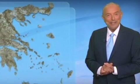Καιρός: Άνοδος της θερμοκρασίας της Σαββατοκύριακο... Η ενημέρωση του Τάσου Αρνιακού (video)