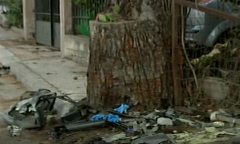 Αλέξανδρος Ζαχαριάς: Σοκάρουν οι εικόνες από το σημείο του φρικτού τροχαίου