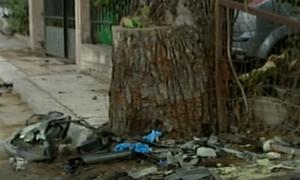 Αλέξανδρος Ζαχαριάς: «Είδα ένα μαύρο πράγμα αγκαλιασμένο στο δέντρο»