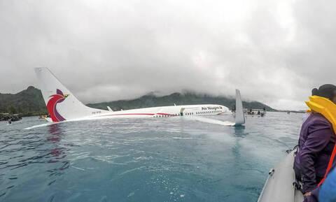 Συγκλονίζει βίντεο μέσα από το κόκπιτ Boeing 737 την ώρα που πέφτει στον Ειρηνικό Ωκεανό