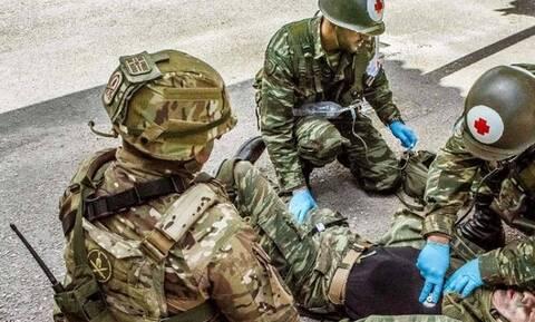 Συναγερμός στον Ελληνικό Στρατό: Τραυματίστηκε φαντάρος από χειροβομβίδα