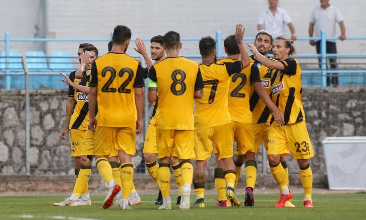 Λαμία – ΑΕΚ 0-1: Πρόβα με… Βέρντε και νίκη για την Ένωση (photos+video)