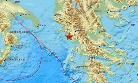 Σεισμός μεταξύ Πάργας και Ηγουμενίτσας (pics)