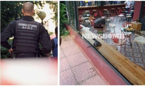 Περιστέρι: Επαγγελματίας ο δολοφόνος – Εκτέλεσε το θύμα σε δευτερόλεπτα στην καφετέρια ηθοποιού