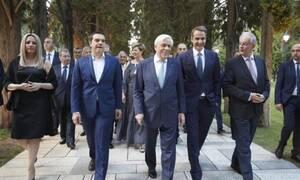 Павлопулос: Проблема турецких провокаций в AOZ должна решаться в рамках международного права