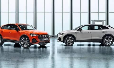 Νέο Audi Q3 Sportback: Κουπέ SUV με σπορτίφ στοιχεία