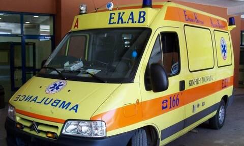 Θεσσαλονίκη: Εγκαύματα υπέστη ηλικιωμένος ύστερα από φωτιά σε οίκο ευγηρίας
