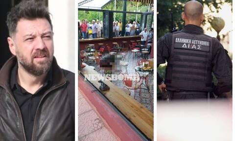 Περιστέρι: Βίντεο ντοκουμέντο δευτερόλεπτα μετά τη δολοφονία - Σοκαρισμένος ο Μάνος Παπαγιάννης