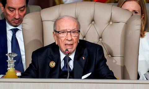 Τυνησία: Πέθανε ο πρόεδρος Μπέζι Καΐντ Εσέμπσι
