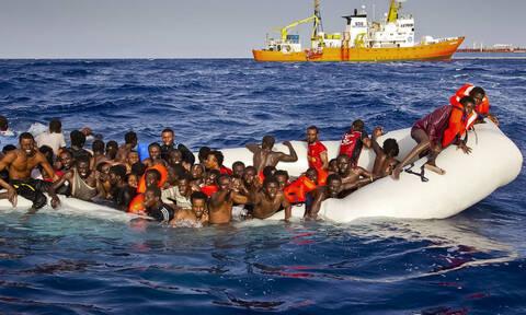 Φόβοι για ναυάγιο με τουλάχιστον 100 νεκρούς ανοιχτά της Λιβύης