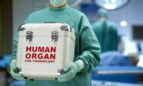 «Γέφυρα ζωής» μεταξύ Αθήνας και Θεσσαλονίκης με δωρεά οργάνων για έξι ασθενείς