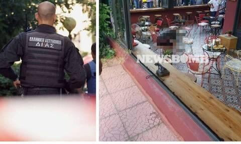 Δολοφονία Περιστέρι: Ντοκουμέντο - Στιγμές πανικού στην καφετέρια μετά την εκτέλεση του Τούρκου